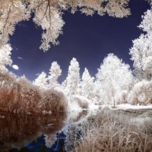 Jerome Pouille about infrared photography