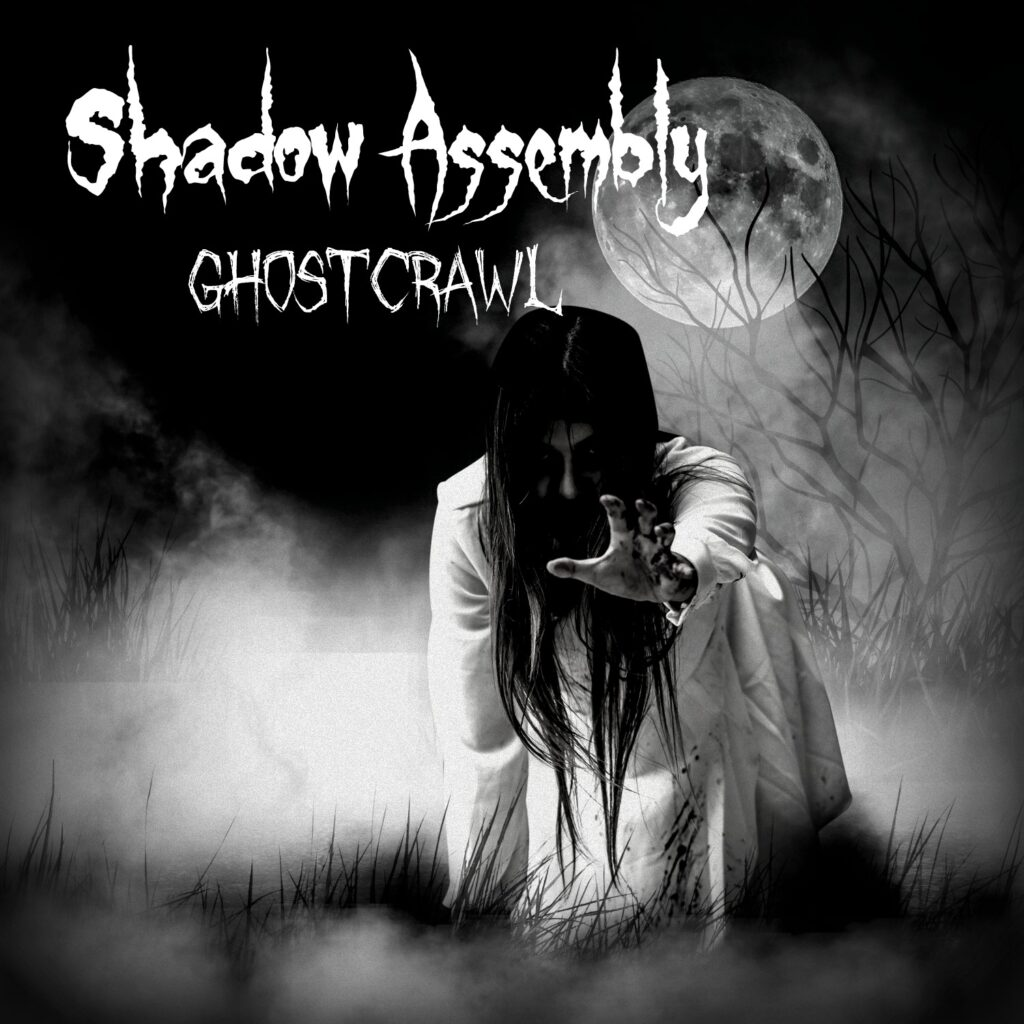 Shadow Assembly - Ghostcrawl cover
