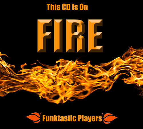 Funktastic Players covered 'Get Up Offa That Thing'